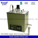 Digitas Copper Strip Corrosion Tester para Liquid Petroleum Gas