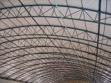 スペースフレームの鉄骨構造の企業の鉄骨構造の工場のデザイン
