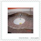 Granito chino para cuartos de baño (melocotón rojo)