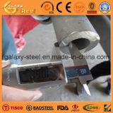Tubo soldado del acero inoxidable de AISI 304