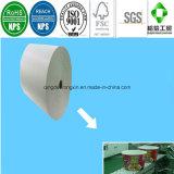 El doble echa a un lado papel revestido del PE para el tazón de fuente/la taza de los tallarines