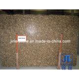 Giallo Fiorito Granite Slab pour comptoir