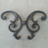Portas personalizadas do ferro de molde da alta qualidade