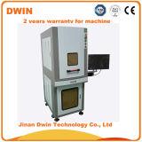 macchina per incidere della marcatura del laser della fibra 20W sui piatti del contrassegno del metallo