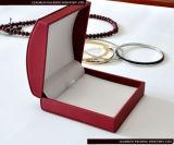 Rectángulo de lujo del paquete de la joyería para las joyas (YS95)