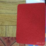 70g/130g Rojo Fieltro Pisos De PVC