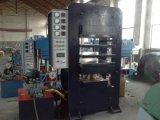 Machine automatique de vulcanisateur de moulage d'extraction pour faire la tuile en caoutchouc