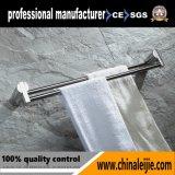 Anel de toalha de aço inoxidável para acabamento de espelho de acabamento de banheiro exclusivo