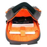 Sac simple personnalisé moderne de sac à dos d'école d'ordinateur portatif de type de couleur