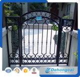 Puerta residencial hermosa del hierro labrado de la seguridad (dhgate-31)