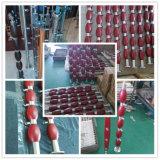 熱い販売ステンレス鋼および木柵のポストの製造(JBD-B48)