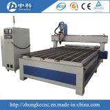Máquina de gravura de madeira do CNC do modelo linear