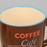 Tazza di ceramica lustrata colore popolare caldo di vendita