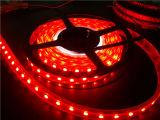 DIY SMD5050 60LED/M RGB 유연한 LED 리본