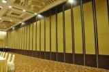 중국 제조자 알루미늄 대중음식점 실내 디자인 움직일 수 있는 칸막이벽