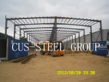 Mozambique&Tanzania fabrizierte Werkstatt/Stahlkonstruktion Wearhouse vor