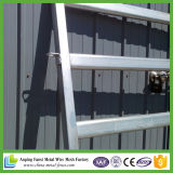 China Factory Heavy Duty Livestock Galvanized Oval Cattle Panel