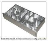 Serviço fazendo à máquina personalizado do CNC, alumínio do aço inoxidável/peças de bronze
