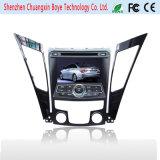 Reprodutor de DVD do carro para a sonata de Hyundai com navegação do GPS