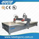 Kleiner hölzerner schnitzender Maschinen-Acrylstich CNC Router2040