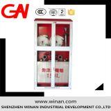 Горячие продавая вьюрок пожарного рукава тоннеля/коробка жидкостного огнетушителя