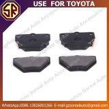 Employer pour la garniture de frein de pièce de véhicule de prix concurrentiel de Toyota 04466-52030