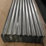 Z100によって電流を通される鋼鉄金属の屋根の波形のシート・メタルの価格