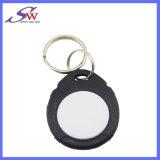 Kontaktloses Mehrfarbenem4100 T5577 RFID EpoxidKeychain