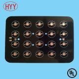 Электроника PCB Al низкопробная с органическими предохранителями Solderability (HYY-028)