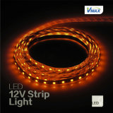 12V 3528 LED SMD Strip Light (gele 12V-3528-60-IP20)