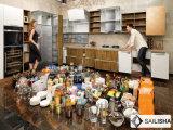 De Italiaanse Moderne Houten Keukenkast van het Eiland van het Meubilair van het Hotel van het Huis