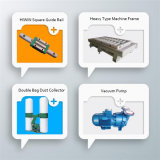 Preço de fábrica Woodworking 1325 CNC Router / CNC Milling Machine