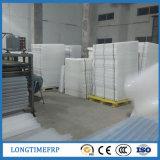 Colono dell'imballaggio del tubo del pendio del PVC per il trattamento di acque luride