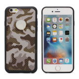 Caixa quente do telefone camuflar do produto de Amazon para o iPhone 6 S