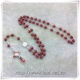 La résine colorée perle des rosaires, le rosaire religieux de talons (IO-cr390)