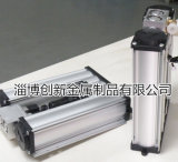 Câmara de ar Home do alumínio do gerador do oxigênio do uso