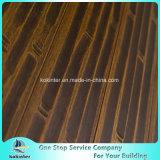 Parchelle à la main Scratch Woven Bamboo Parquet / Revêtement de sol en bambou Utilisation intérieure Super qualité Antiqued Bronze Couleur