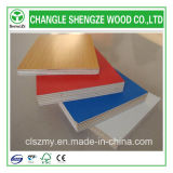 高品質18mm Melamine Plywood