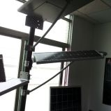 Tous dans un réverbère solaire avec le pouvoir 20W