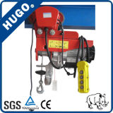 220V Mini Wire Rope Electric Hoist 100kg