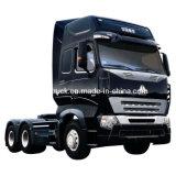 HOWO 6*4 Zz4257s3241W Wtractorのトラック