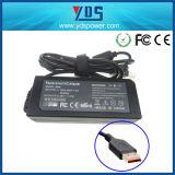プロLenovo USBのヨガ3のための20V 3.25A 65Wのラップトップの交流電力のアダプター