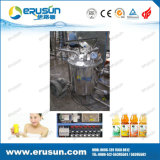 Machines de remplissage de boisson de jus de fruits
