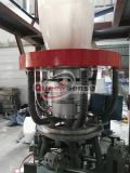 新しい3つの層のプラスチックフィルムの吹く機械
