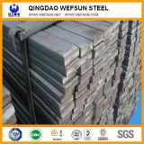 GB Standard Q235 / Q345 Barre plat en acier au carbone / Barre en acier plat