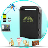 Mini perseguidor de seguimento GPS102 do GPS com Android e Ios Apps
