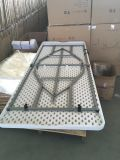Tabela de dobradura retangular plástica moldada sopro de Hotsale para o evento e a hospitalidade