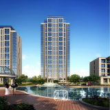 高品質の高層家屋デザイン