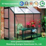 Plastikdeckel verwendetes kleines Gewächshaus für das Garten-Pflanzen