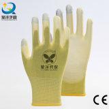 タッチ画面のスマートな電話安全作業防護手袋(PU2007)
